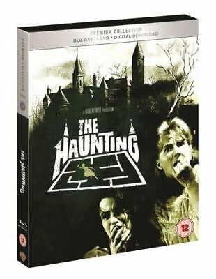 The Haunting (1963) Blu Ray and dvd set, new + sealed (Haunting of Hill House')