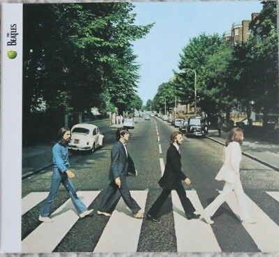 THE BEATLES Abbey Road Enhanced Remastered CD 2009 - NEW