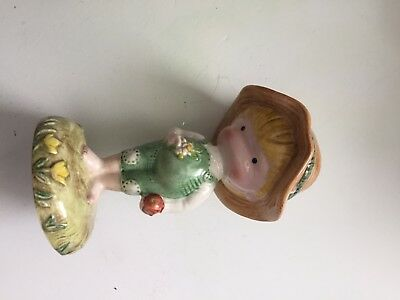 "1970 Joan Walsh Anglund ""Friend Figurine"" Made in England - Beswick"