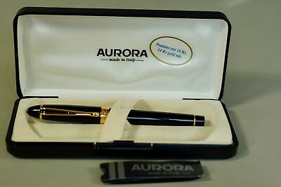 Aurora Ipsilon De Luxe Fountain Pen