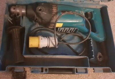 Makita 8406 13mm Diamond Core and Hammer Drill