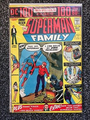 The Superman Family # 164 - Dc Comics 100 Pages