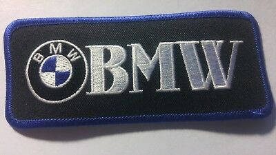 BMW Car or Motorcycle Biker patch