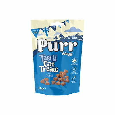 Wagg'prrrs Cat Treats With Tuna 60g