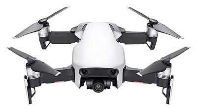 DJI Mavic Air Drone Fly More Combo - Arctic White (UK version with UK PSU)