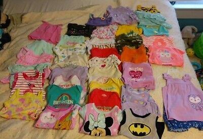 Baby Girl Mixed Lot 6-9months 9months Play Outfits