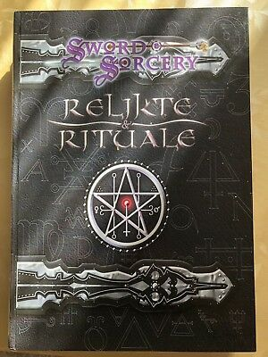 Dungeons and Dragons 3th D&D Relikte & Rituale Sword & Sworcery (Deutsch)