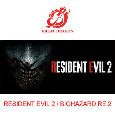 [Contact Before Purchase] RESIDENT EVIL 2 / BIOHAZARD RE:2 [PC Global]