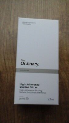 The ordinary High adherence silicone primer , new and sealed 30ml