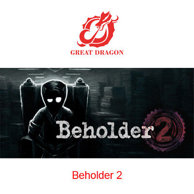 [Contact Before Purchase] Beholder 2 [PC Global]