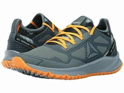 3150bb435c3e01 Reebok All Terrain Freedom Men s US Size 10 gray and orange color in great  shape