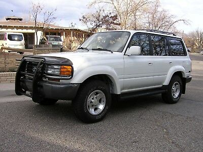 1997 Toyota Land Cruiser  1997 Toyota Land Cruiser FJ80,180k mi,great shape throughout,needs nothing.