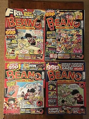 Vintage Beano. 4 from July 2008.