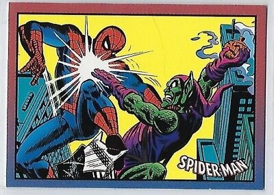 2009 Marvel trading cards Spider Man Archives PROMO card #P1.