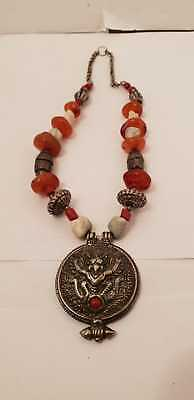 Antique Asian Chineese / Indian Necklace