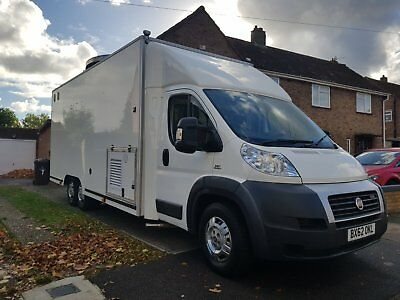 Fiat ducato 3.0 maxi multijet 180 exhibition vehicle 13500miles only.