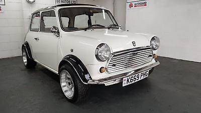 Rover MINI MAYFAIR white 1300 engine fitted low mileage 1992