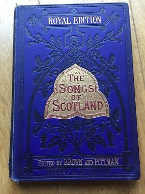 Antique , Royal Edition - The Songs of Scotland