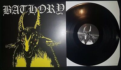 "12""LP Vinyl BATHORY / Mayhem Celtic Frost Marduk Darkthrone Emperor Tsjuder 1349"