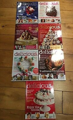Christmas Recipe Inspiration Delicious Magazines Cooking Ideas Recipes