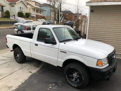 2007 Ford Ranger Regular cab 2007 ford ranger 20000 miles
