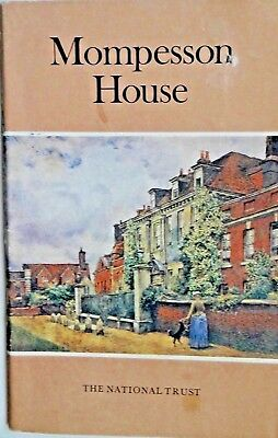 Mompesson House Salisbury National Trust Guide book & History 1984