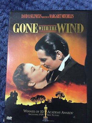 Gone With The Wind (Dvd, 2000) Winner 10 Academy Awards!!~~Mint!!~~No Scratches!