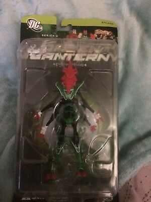 DC GREEN LANTERN  direct series 2 SALAKK