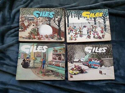 Giles Book Bundle - Early editions - Newspaper Cartoons (4)