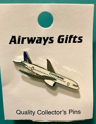 Continental Airlines 787 Pin