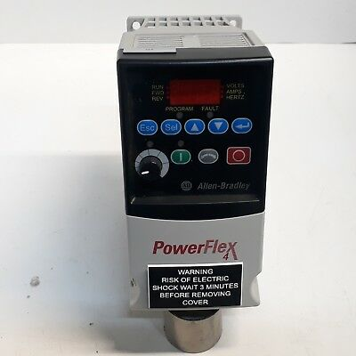 **USED** Allen Bradley POWERFLEX 4 22A-A2P1N113