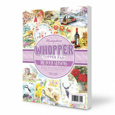 Hunkydory - Whopper Topper Pad - The Four Seasons - WHOPPER119