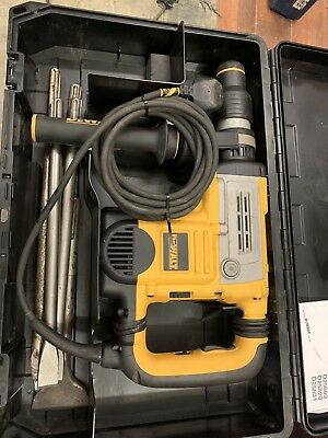 Brand New Dewalt 45mm SDS Max Combination Hammer, D25601K, 220v 230v 240v