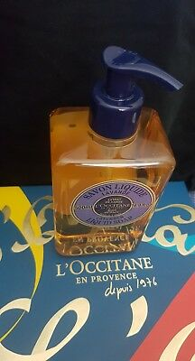 Loccitane lavender Liquid hand Soap 500ml With Shea Extract