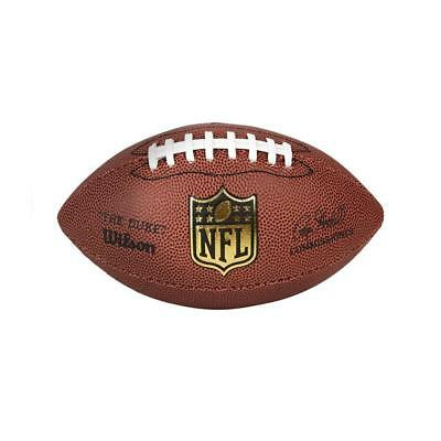 Wilson NFL Gold Shield Logo Mini Soft Touch Football Ball