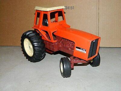 Ertl Allis Chalmers A-C 7060 Farm Tractor Maroon Belly 1/16 11 iches long