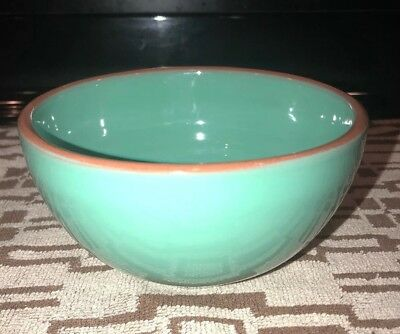 """BF Made in Portugal PLANCHA Bowl 5 1/2"""" Turquoise"""