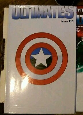 Marvel Ultimate Comics The Ultimates #1 Polybagged