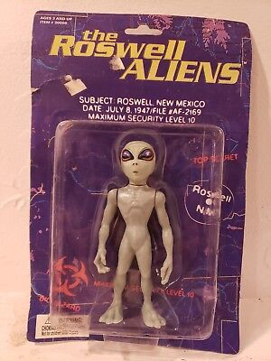 The Roswell Aliens Action Figure 1996