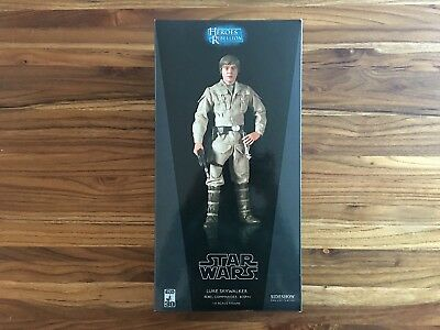Sideshow Collectibles : Star Wars Bespin Luke Skywalker : 1:6 Scale Figure