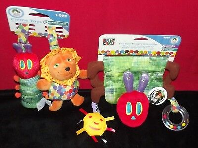 Creative Baby Eric Carle The Very Hungry Caterpillar Activity J