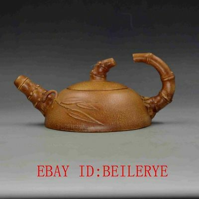 Antique Vintage Chinese Yixing Zisha Handmade Teapot BY42