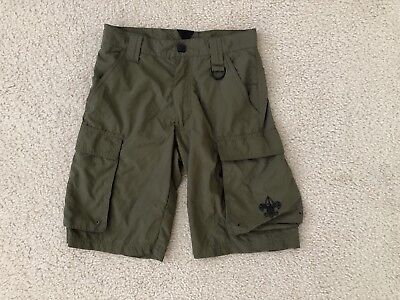 Boy Scouts of America Centennial Uniform Short Youth L