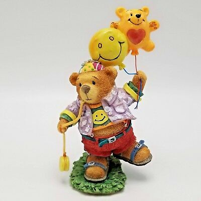 Tender Tucker Teddy Bear Everyone Understands A Smile 172901 Enesco (c)1995