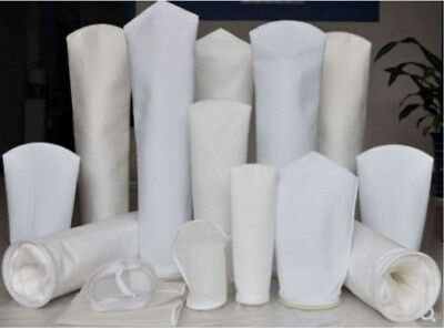 New 1pc 180*430mm 1 micron Industrial Filter Sock Pocket PP/PE