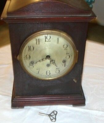 Vintage 1920's Antique German Kienzle Clock Co. Mantel Clock