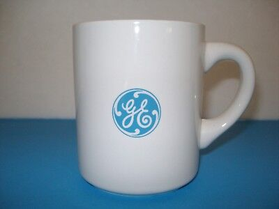 Vintage General Electric BWR Training Center Coffee Mug Tulsa
