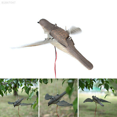 70B3 Motor-Driven PE Garden Repellent Bird Bird Decoy Hunting Tree