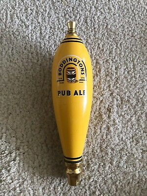 Beer-Barware-Brewania-Tap Handle-Boddington Pub Ale-10""