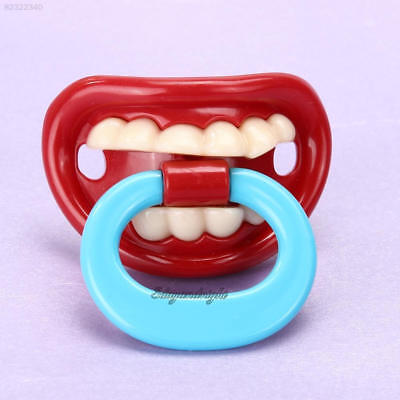 D2EE Safety Funny Baby Pacifier Dummy Nipple Teethers Toddler Pacy Orthodontic T